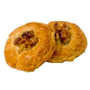 galletas pasas y nueces