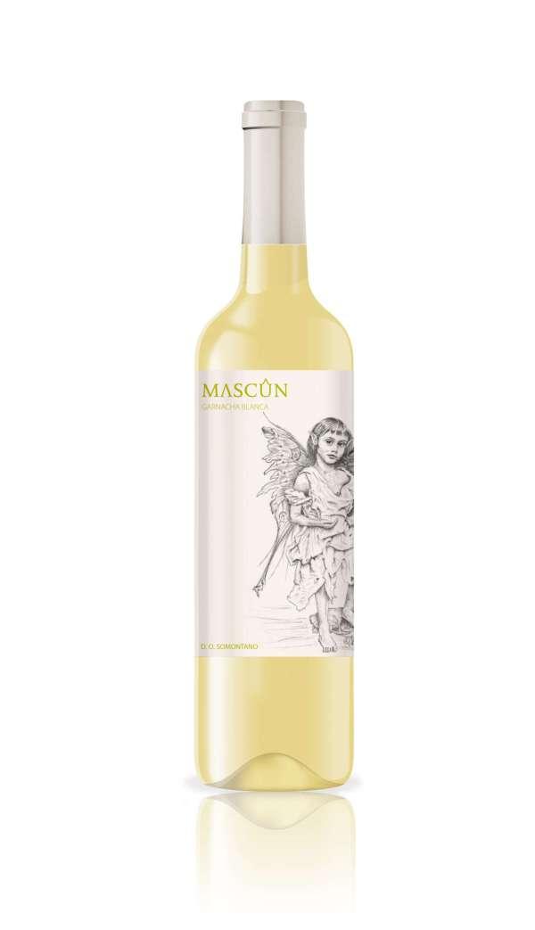 vino blanco garnacha mascun