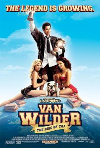 Van Wilder 2: The Rise of Taj (2006) (+18)