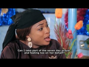 Anjuwon – 2021 Latest Yoruba Movie