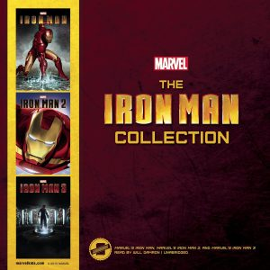 Iron Man 2008 – 2013 (Collection)