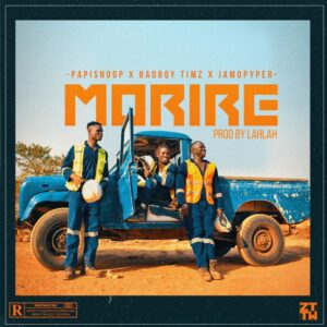 Papisnoop ft. Bad Boy Timz & Jamopyper – Morire