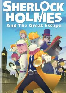 Sherlock Holmes And The Great Escape (2021)