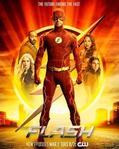 The Flash Season 7 Episode 1 – All's Wells That Ends Wells [S07E01]