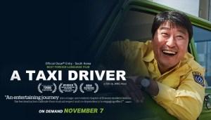 A Taxi Driver (2017) [Korean]