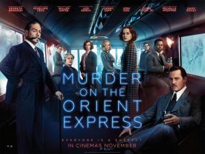 Murder on the Orient Express (2017) [HC]