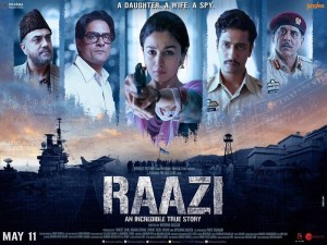 Raazi (2018) [Indian]