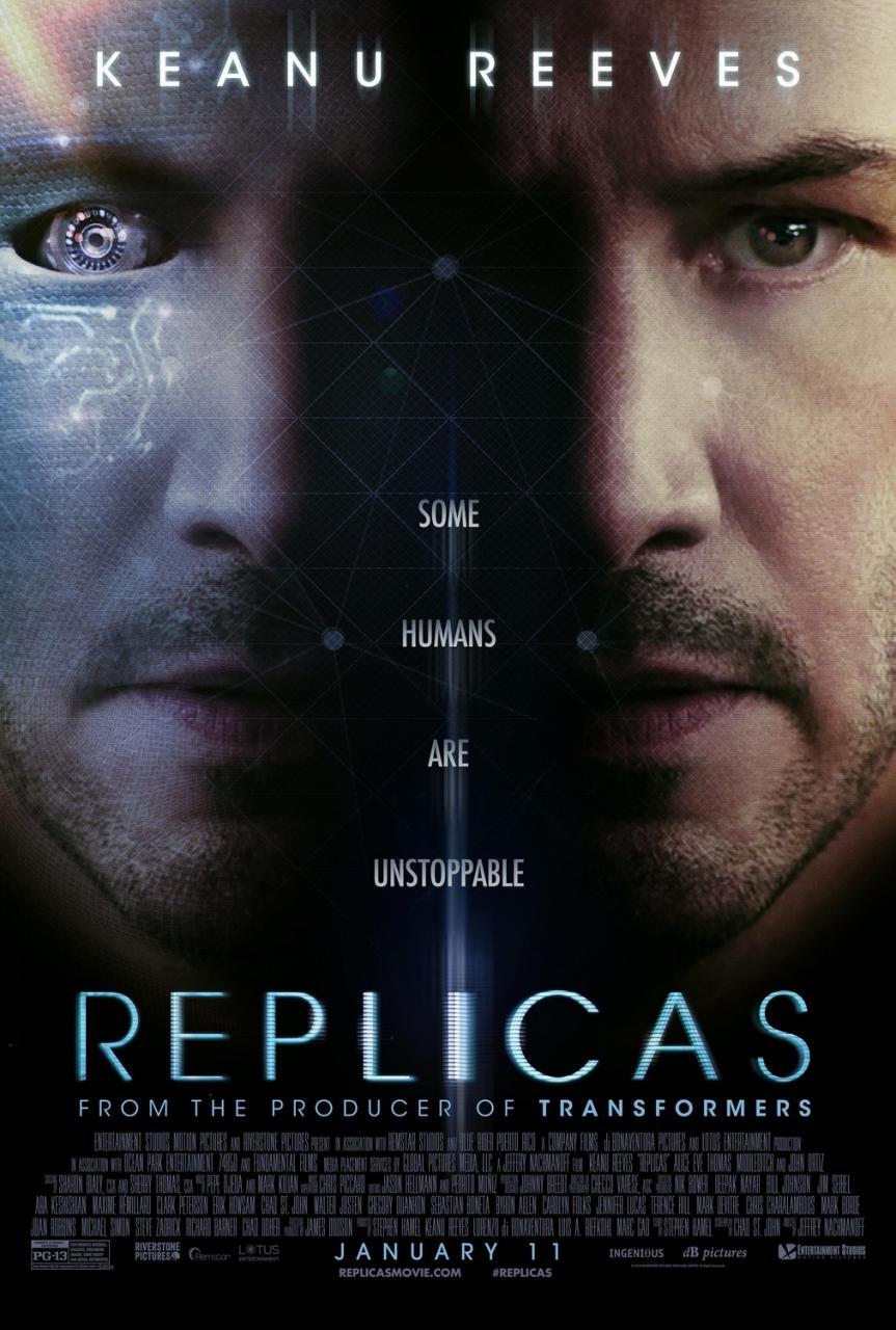 Replicas (2018) [HC-HDRip]