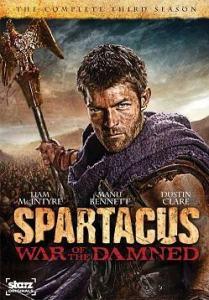 Spartacus Season 3 Episode 1-10