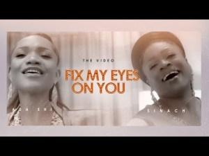 VIDEO: Ada Ehi – Fix My Eyes On You ft. Sinach