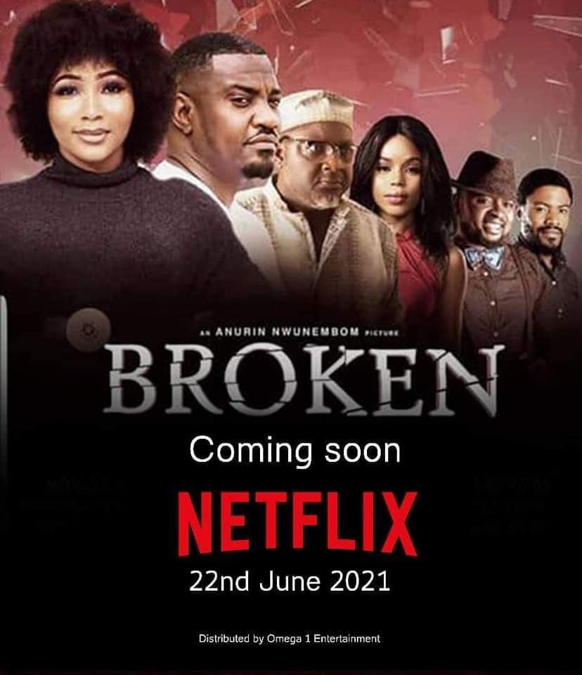 Broken – Nollywood Cameroon Movie
