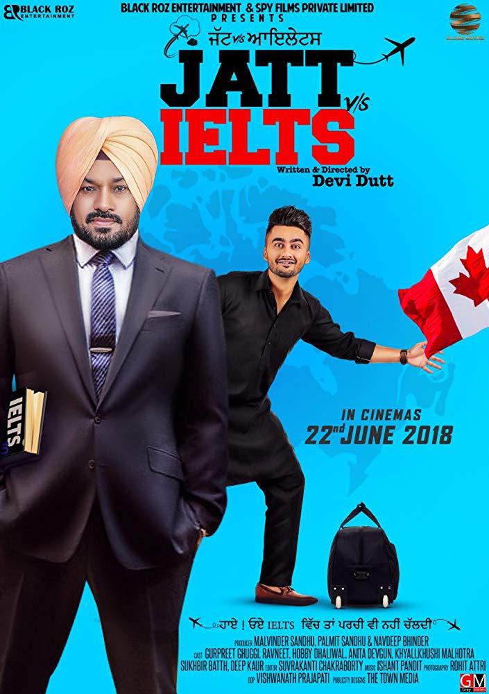 Jatt vs. Ielts (2018) [Indian]