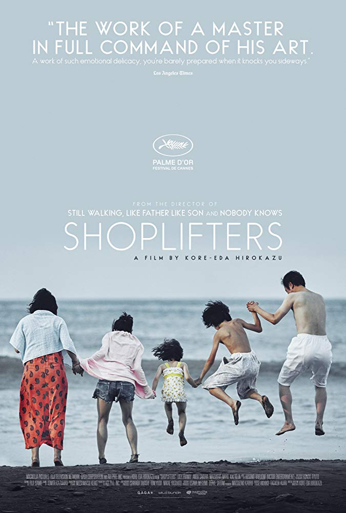 Shoplifters (2018) [Japanese]