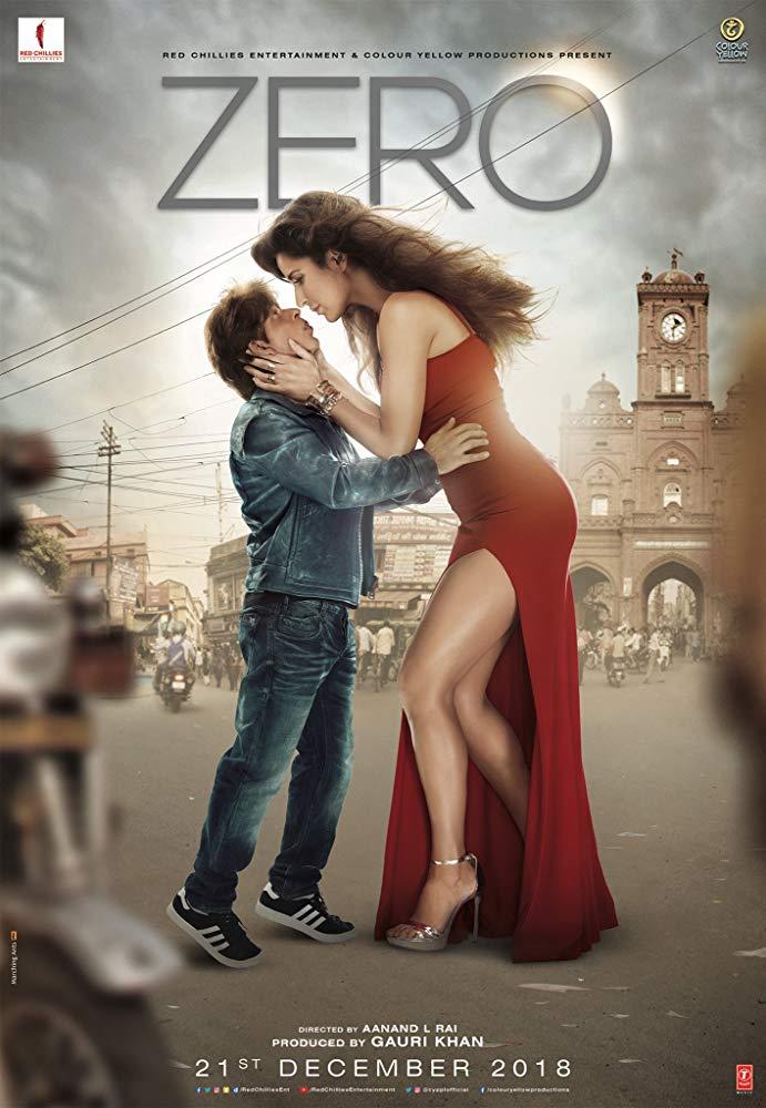 Zero (2018) [Indian]