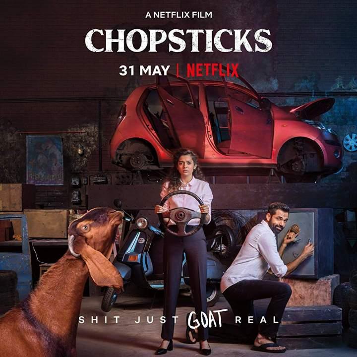 Chopsticks (2019) [Indian]