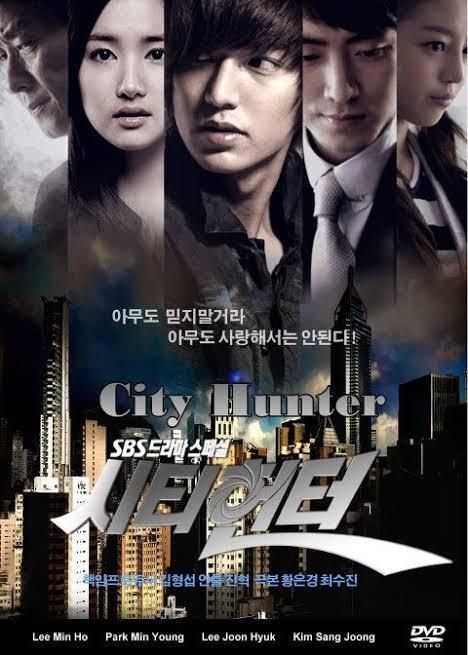 City Hunter Season 1 Episode 1 – 20 (Korean Drama)