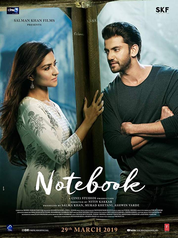 Notebook (2019) [Indian]