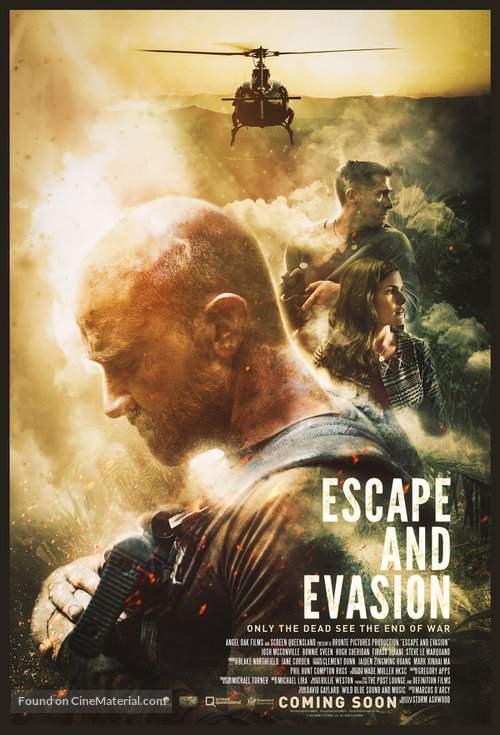 Escape and Evasion (2019) [HC]