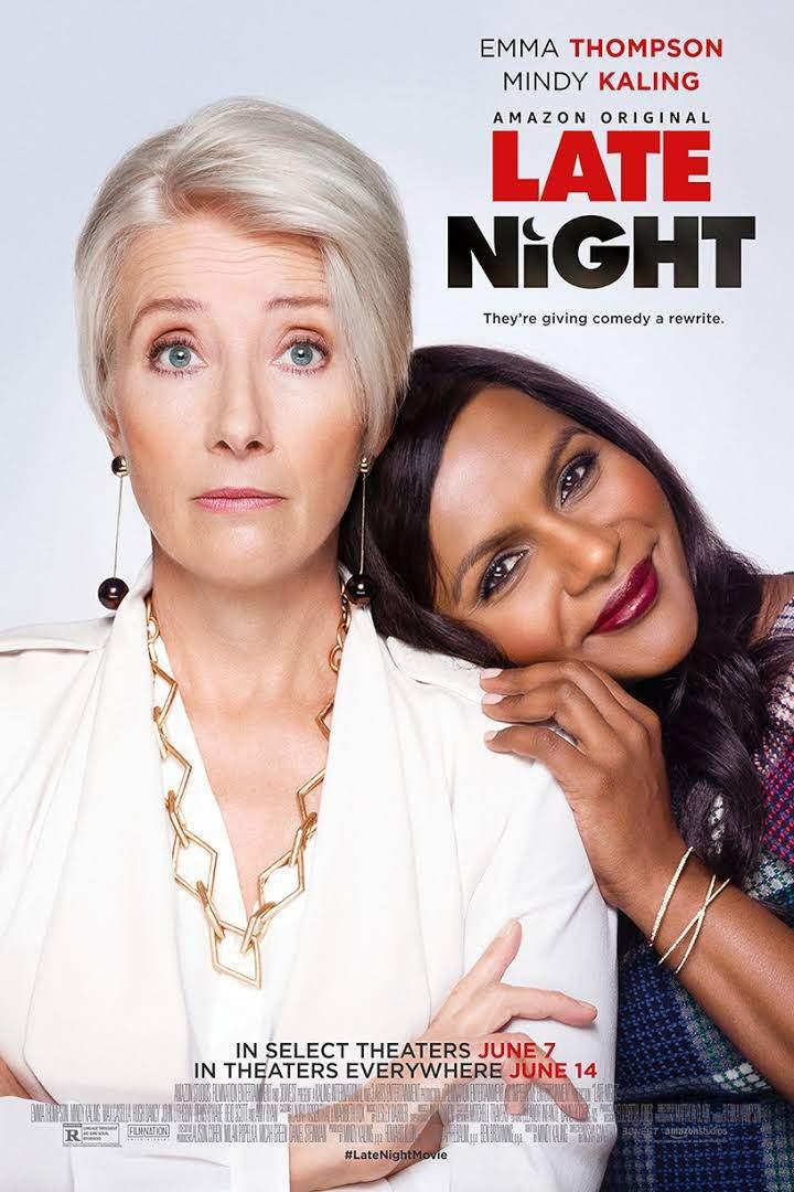Late Night (2019) - Hollywood Movie