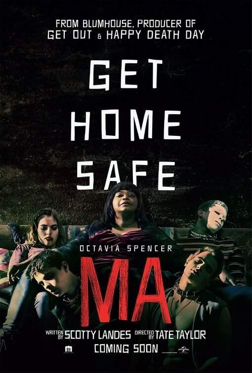 Ma (2019) - Hollywood Movie