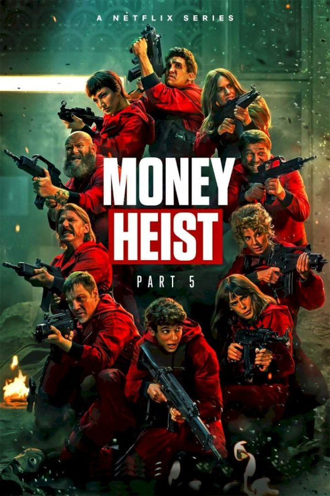 Money Heist Season 5 Episode 4