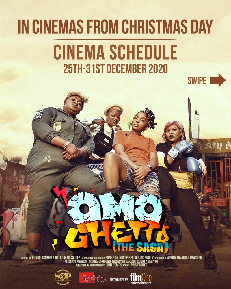 Omo Ghetto: The Saga – Nollywood Movie