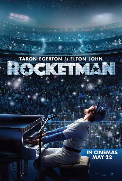 Rocketman (2019) - Hollywood Movie