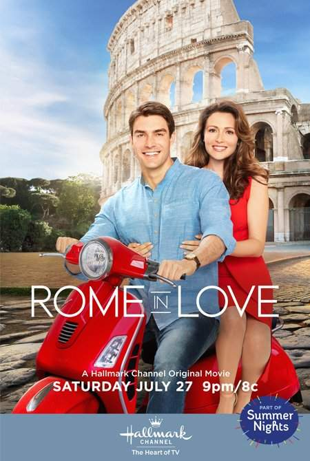Rome in Love (2019) - Hollywood Movie
