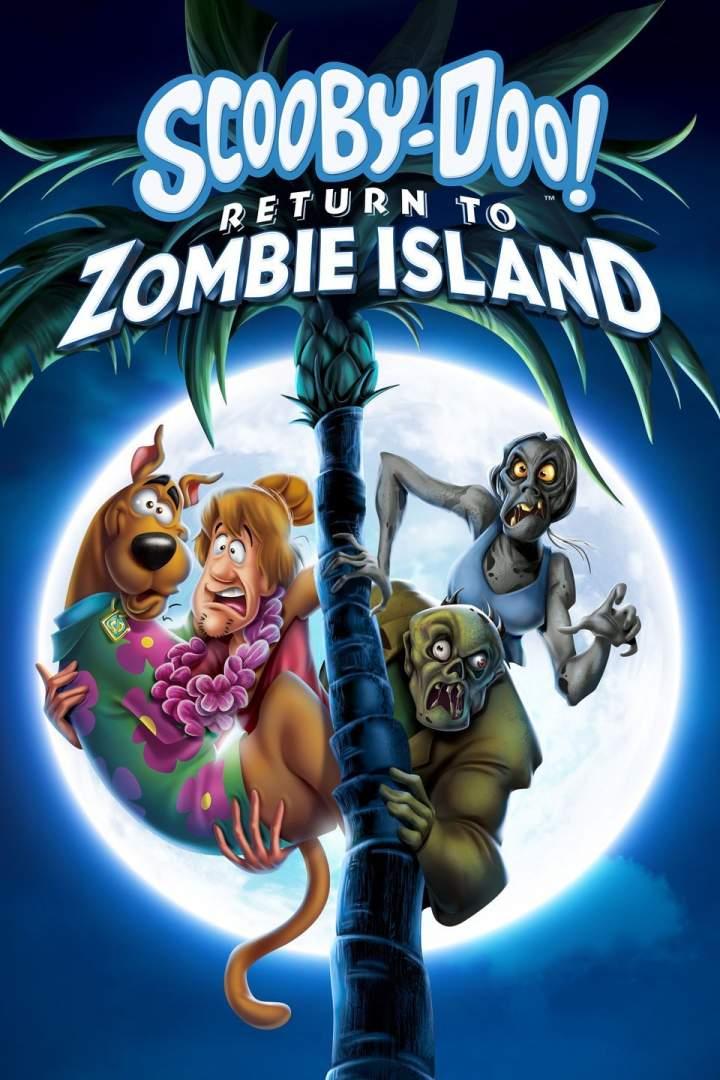 Scooby-Doo: Return to Zombie Island (2019) Movie