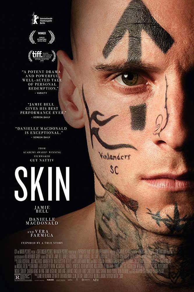 Skin (2019) - Hollywood Movie