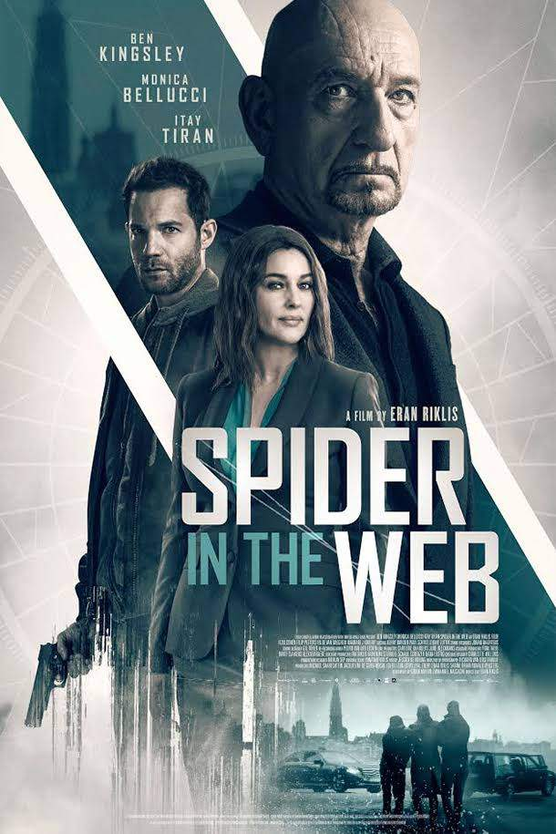 Spider in the Web (2019) Movie