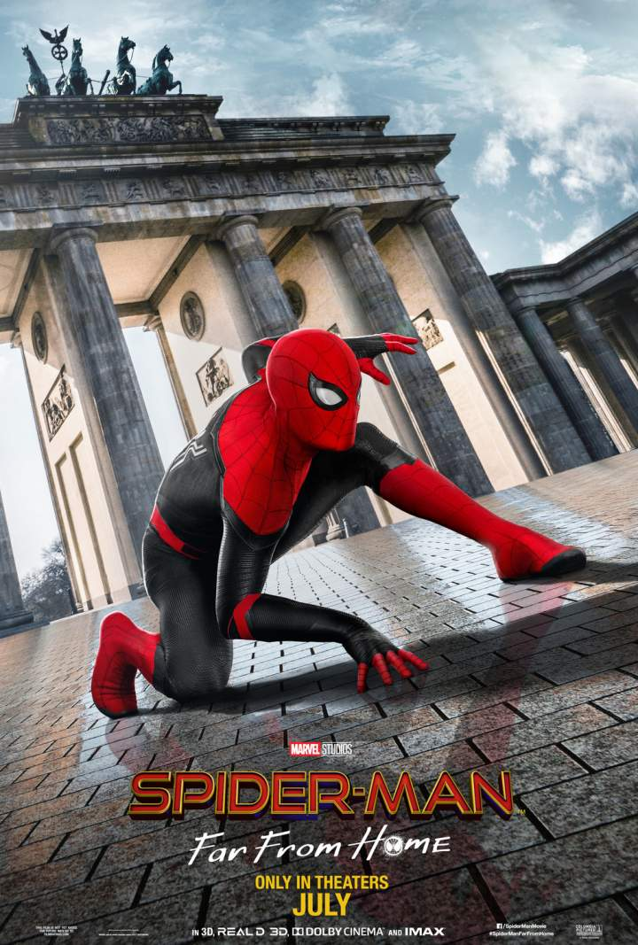 Spider-Man: Far from Home (2019) - Hollywood Movie
