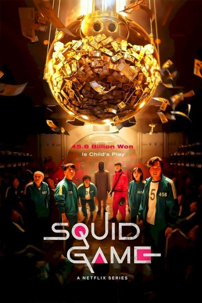 Squid Game Season 1 Episode 7 (Korean Drama)
