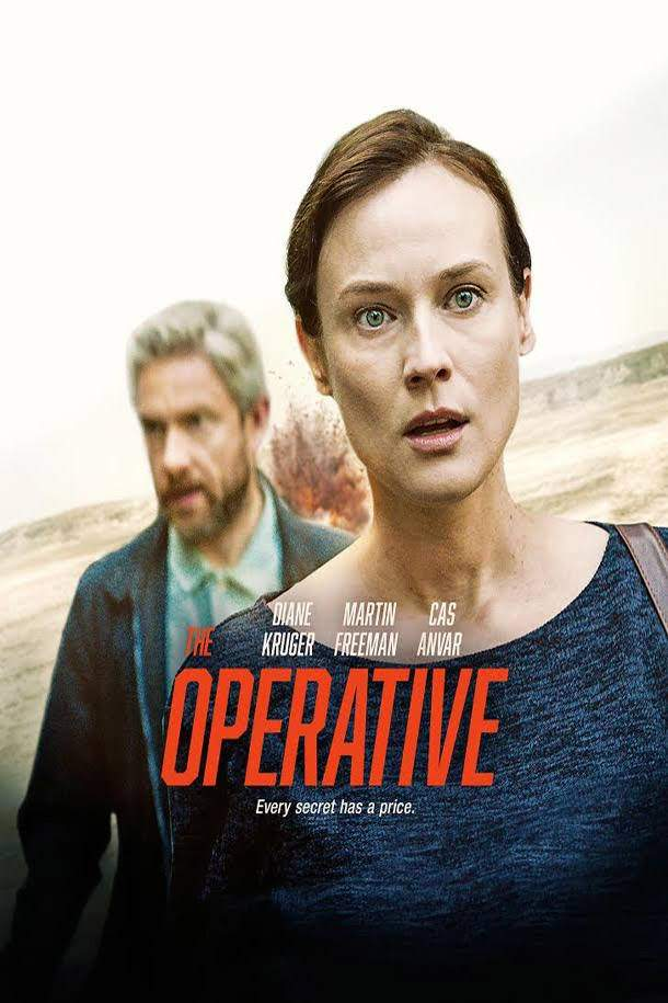 The Operative (2019) - Hollywood Movie