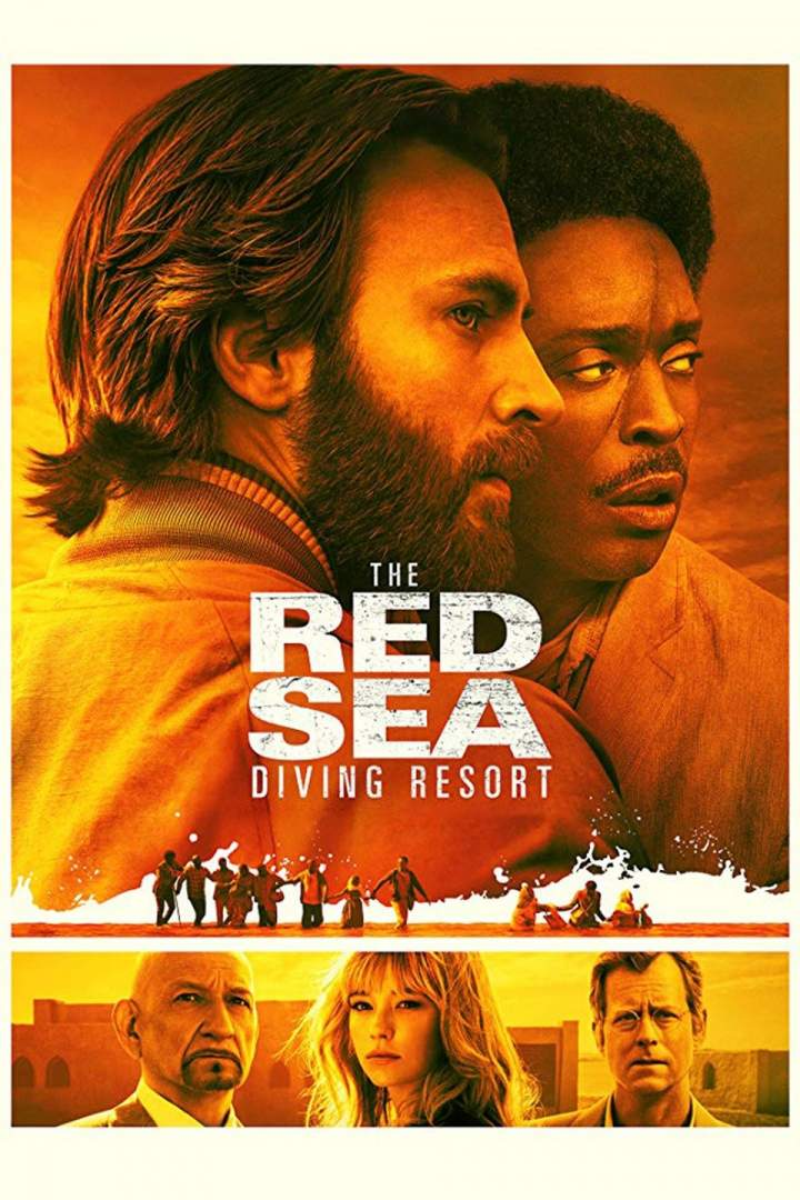 The Red Sea Diving Resort (2019) - Hollywood Movie