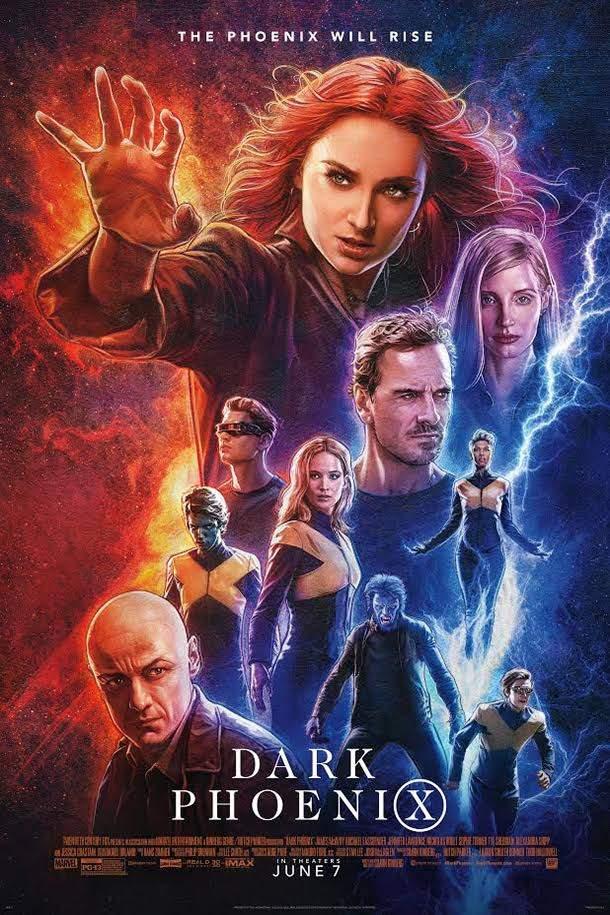 X-Men: Dark Phoenix (2019) - Hollywood Movie
