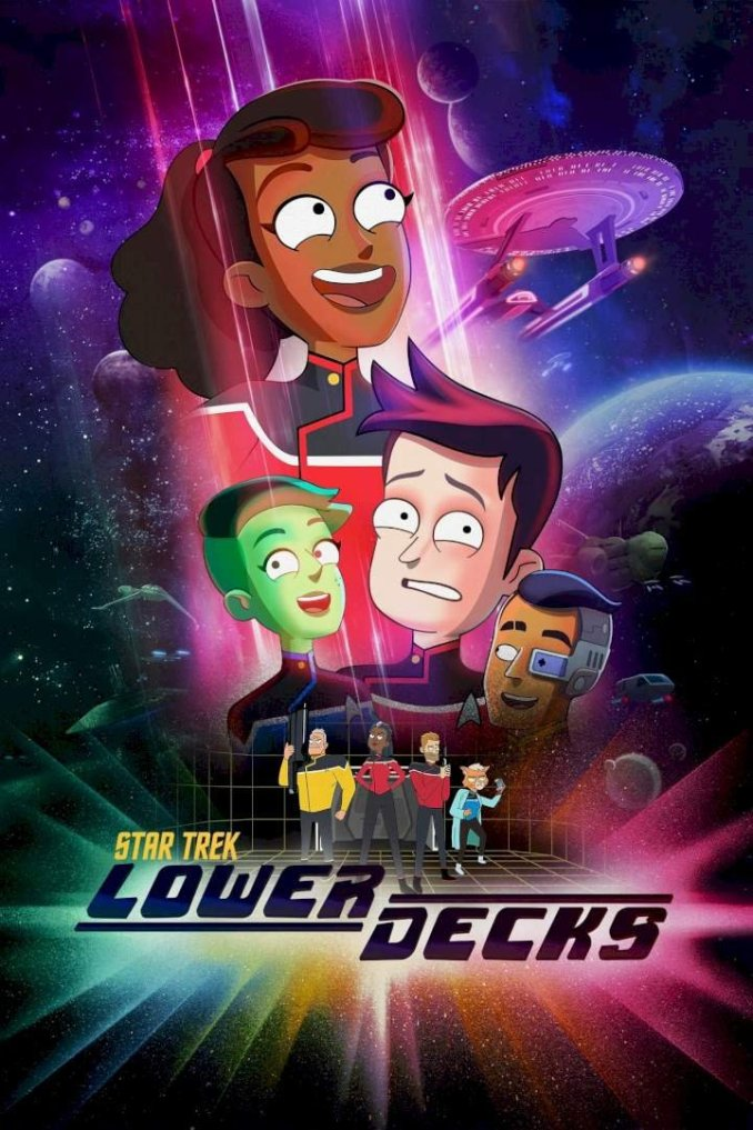 Star Trek: Lower Decks Season 2 Episode 6