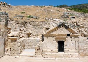 ¿La tumba original del apóstol Felipe fue encontrada?