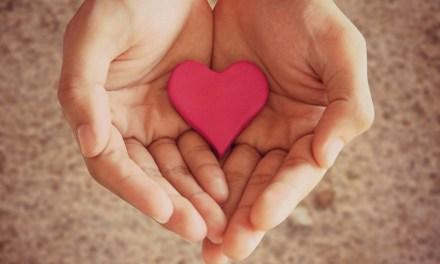 La alegria del dar