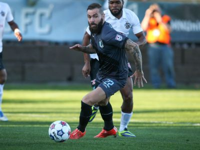 Jonny Steele (Photo Courtesy Minnesota United FC)