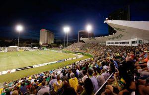 Al Lang Stadium (Photo: Tampa Bay Rowdies)