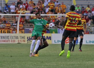 Photo: Jon Van Woerden/Fort Lauderdale Strikers