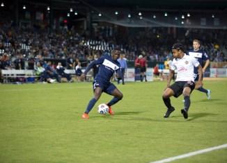 Jacksonville and San Antonio last met on May 2nd in Jacksonville. (Photo: Jacksonville Armada FC)