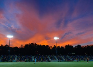 Silverbacks Park (Photo: Atlanta Silverbacks)