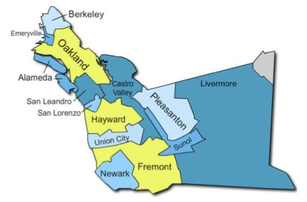 MDF3 Alameda map