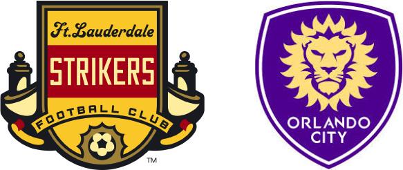 Strikers vs Orlando