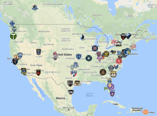 NASL, USL, MLS & CanPL Expansion News & Rumors Tracker – March 2017 Edition