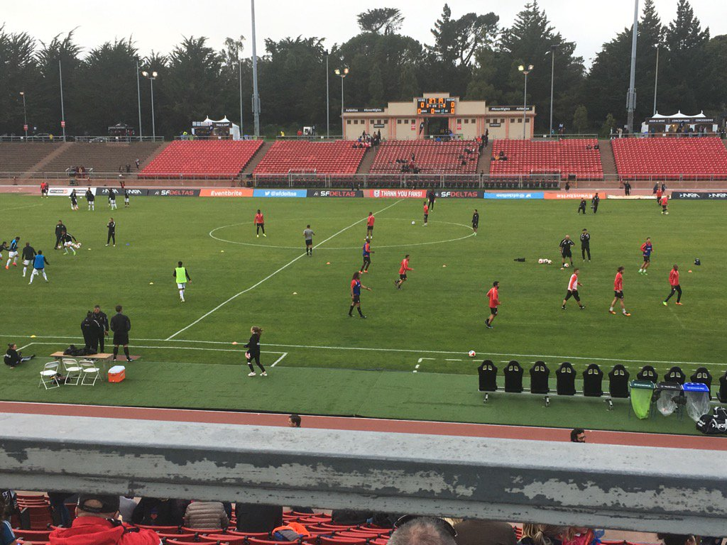 SF Deltas Season Preview