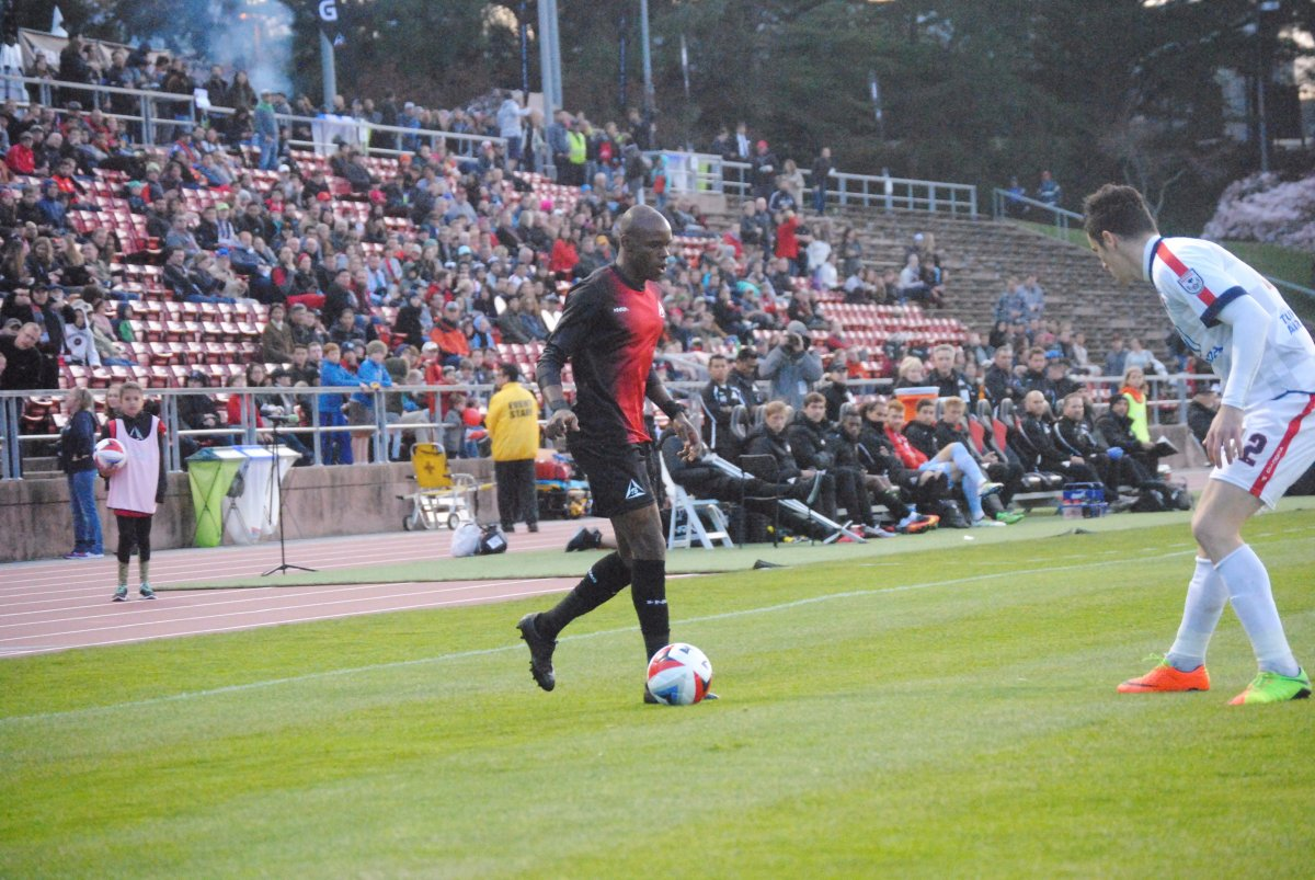 Deltas get Deserved Point in Inaugural Game