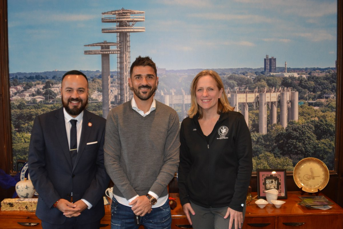 David Villa-Backed Queens USL Project Targets 2020 Start
